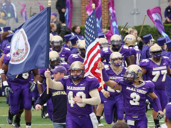 JMU_Takes_Field