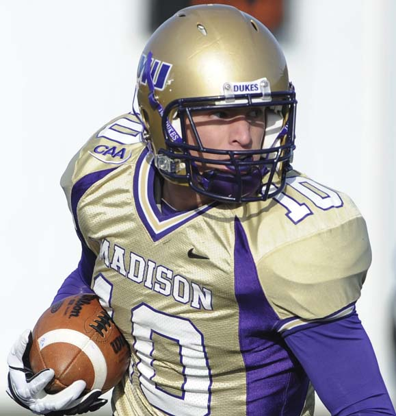 2008 James Madison Dukes football team