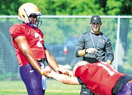 Coach Mehringer