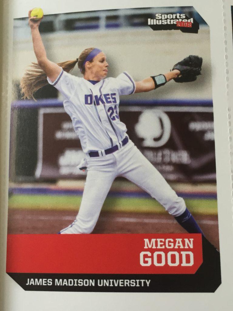Megan Good card